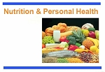 Nutrition & Personal Health