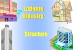 Lodging Industry:  Structure