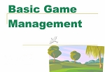 Basic Game Management: Ecological Concepts