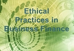 Ethical Practices in Business Finance