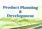 Product Planning & Development