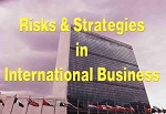 Risks & Strategies for International Business