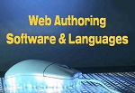 Web Authoring Software & Languages