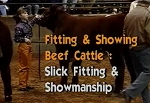 Fitting & Showing Beef Cattle -Slick Fitting