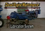 Diesel Engines: Lubrication System