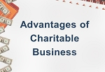 Advantages of Charitable Businesses