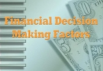 Financial Decision Making Factors