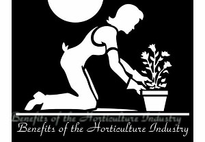 Benefits of the Horticulture Industry