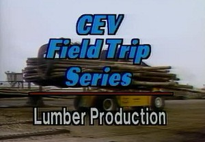 Field Trip: Lumber Production