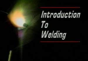 Introduction to Welding (Shielded