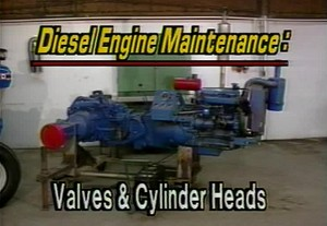 Diesel Engines: Valves & Cylinder Heads