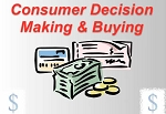 Consumer Decision Making & Buying