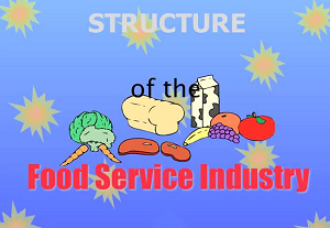 Structure of the Food Service Industry