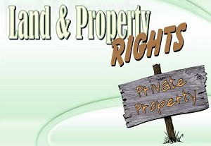Land & Property Rights