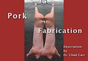 Pork Fabrication